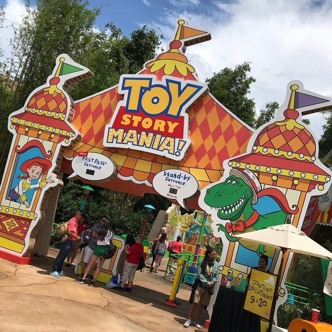 Pin On Toy Story Land