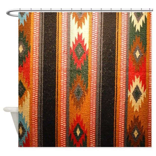 Indian Blanket Shower Curtain By Myinspirationzstore Com Indian