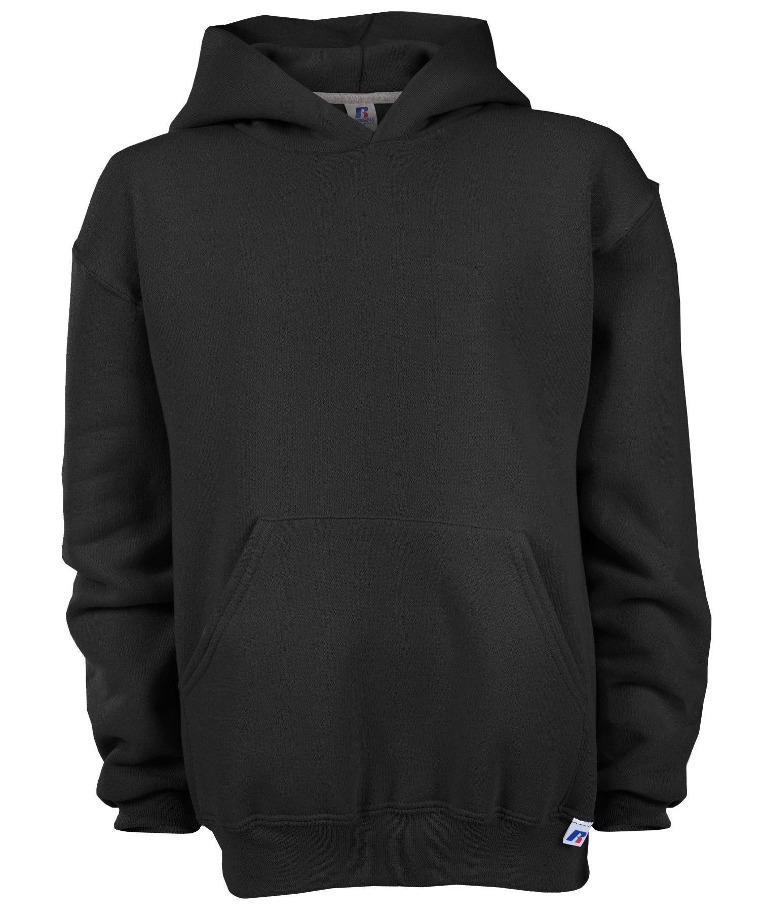 Russell Athletic Youth Dri-Power Fleece Pullover Hood Selected ...