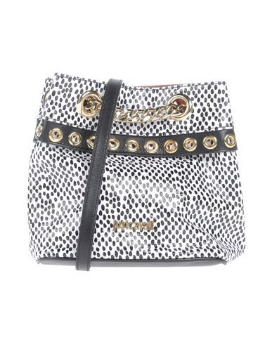 JUST CAVALLI Across-body bag. #justcavalli #bags #shoulder bags #hand bags #leather #bucket #