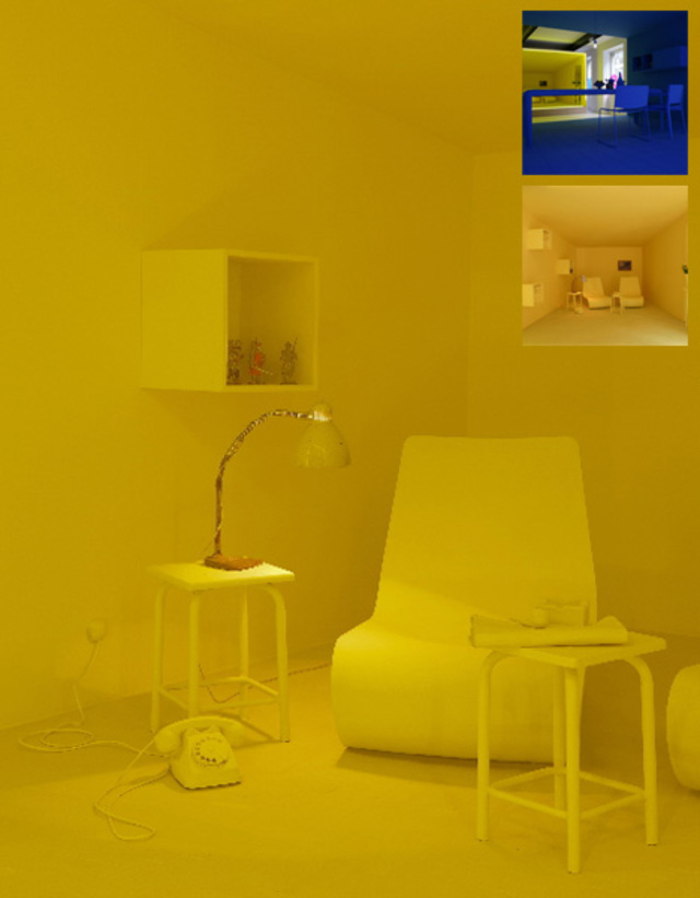 powerful monochromatic interior paint in 2020 yellow on interior designer paint choices id=41818