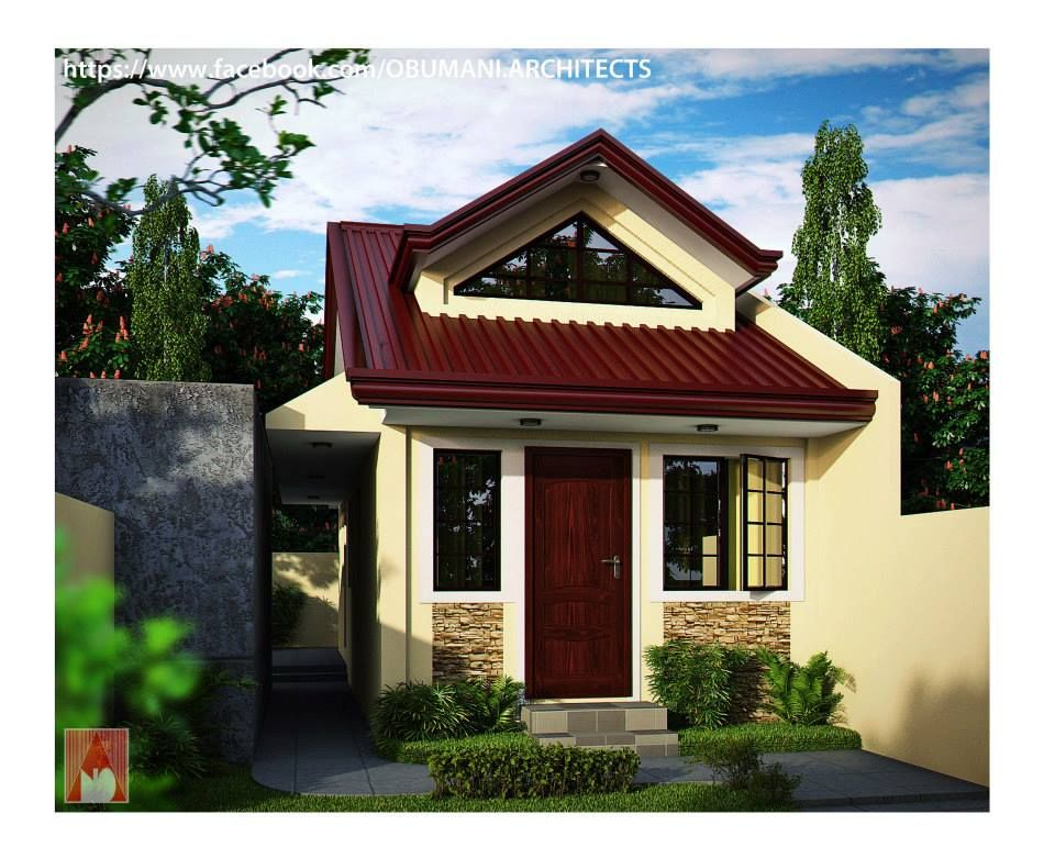 Cottage Plans Concentrate On An Efficient Usage Of Space That Makes The House Feel Bigger Beautiful Small Homes Small House Architecture Bungalow House Design
