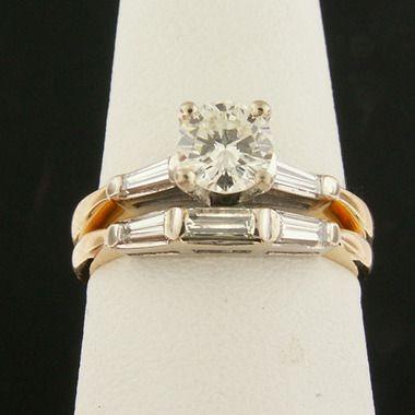 0 30 ctw baguette diamond wedding band liquidation toronto