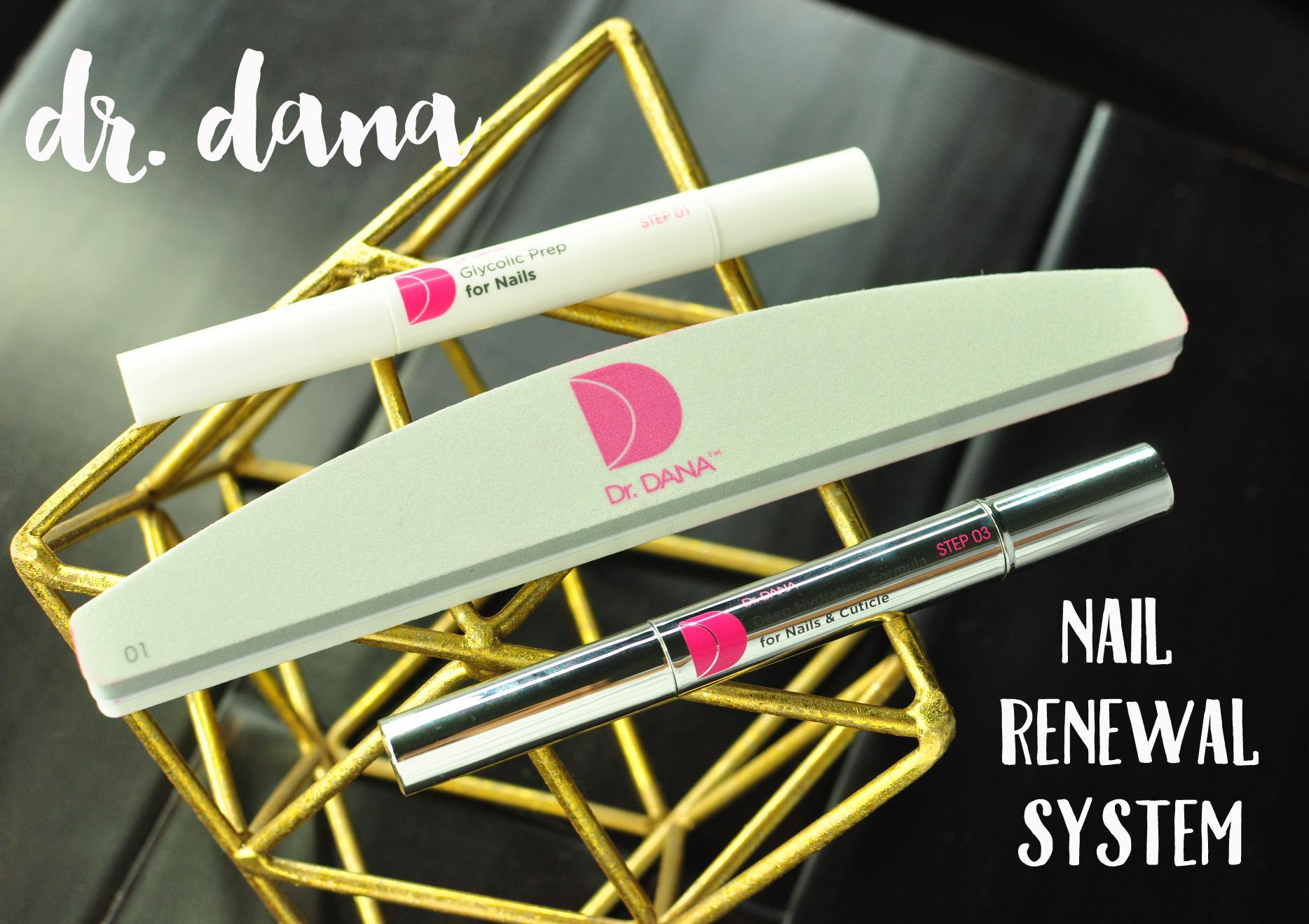 Dr Dana Nail Renewal System Review Dana, Nuskin, Nail kit