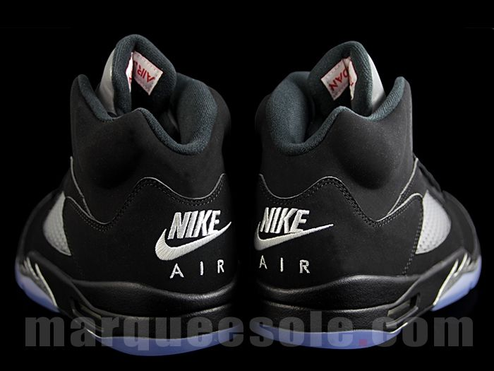 "timeless design bd155 c7d02 Air Jordan 5 Retro OG ""Black Metallic†(New Preview Pics) - EU Kicks  Sneaker  Magazine"