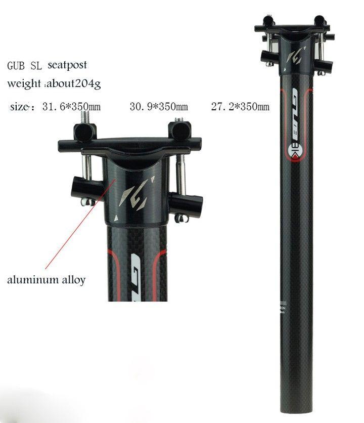 High Quality Carbon Seat Post Carbon Fiber Bicycle Mtb Bike