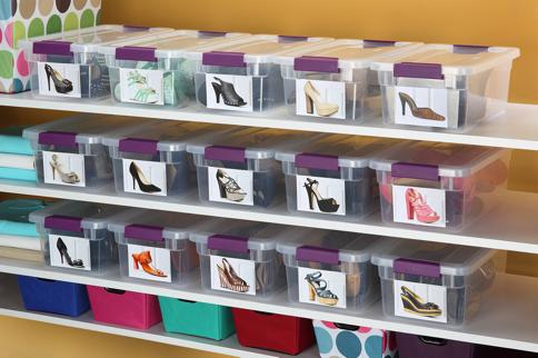 Organizador de zapatos para closet buscar con google for Organizadores para closet