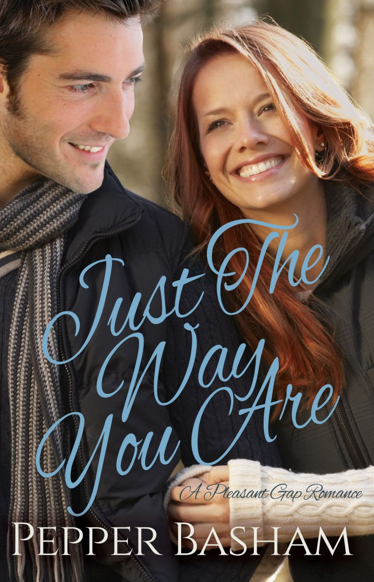 Just the Way You Are is the book equivalent of my FAVORITE dessert!