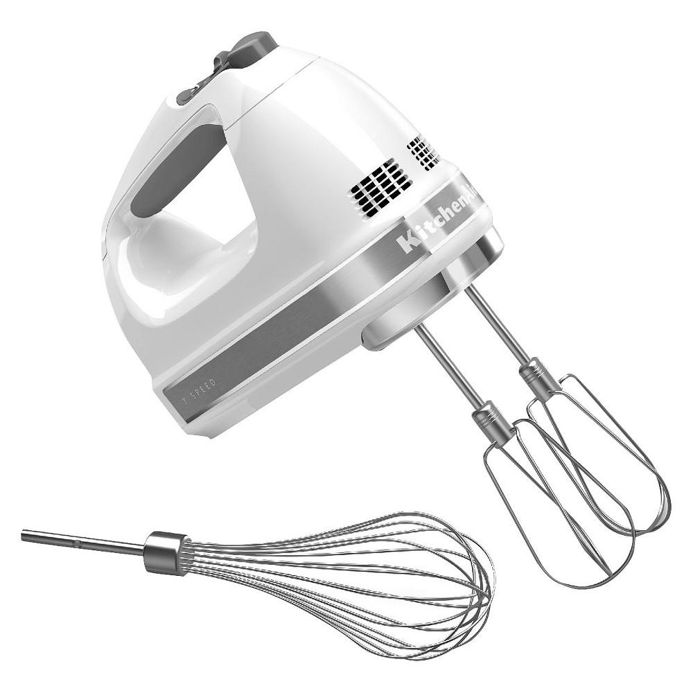 Kitchenaid 7speed digital hand mixer khm7210 kitchen