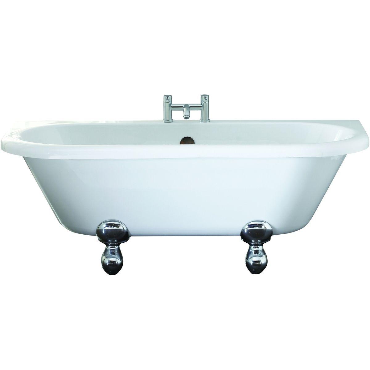 Holborn Kildwick 1700x750mm Freistehende Badewanne 1700x750mm Badewanne Freistehende Holborn Kildwick In 2020 Free Standing Bath Bath Ball Roll Top Bath