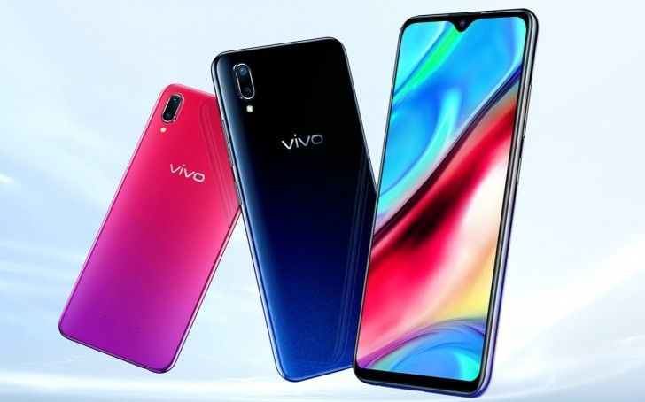 vivo Y93 is official with a big battery and affordable