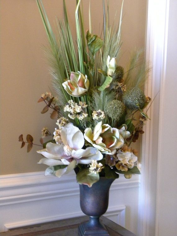 Your Place To Buy And Sell All Things Handmade Tall Flower Arrangements Flower Arrangements Tall Flowers
