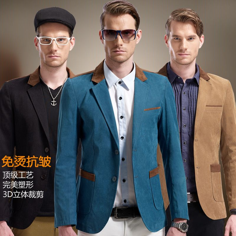 Cheap blazer cute, Buy Quality suit brands for men directly from ...