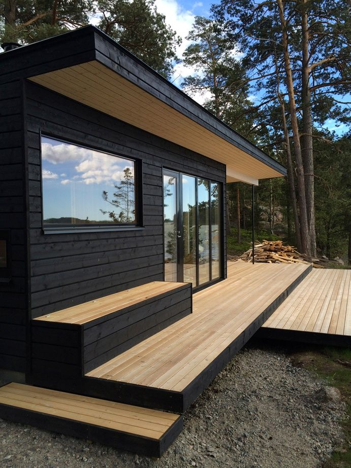 Moderni sauna sunhouse 6 architectural delights for Sauna house plans