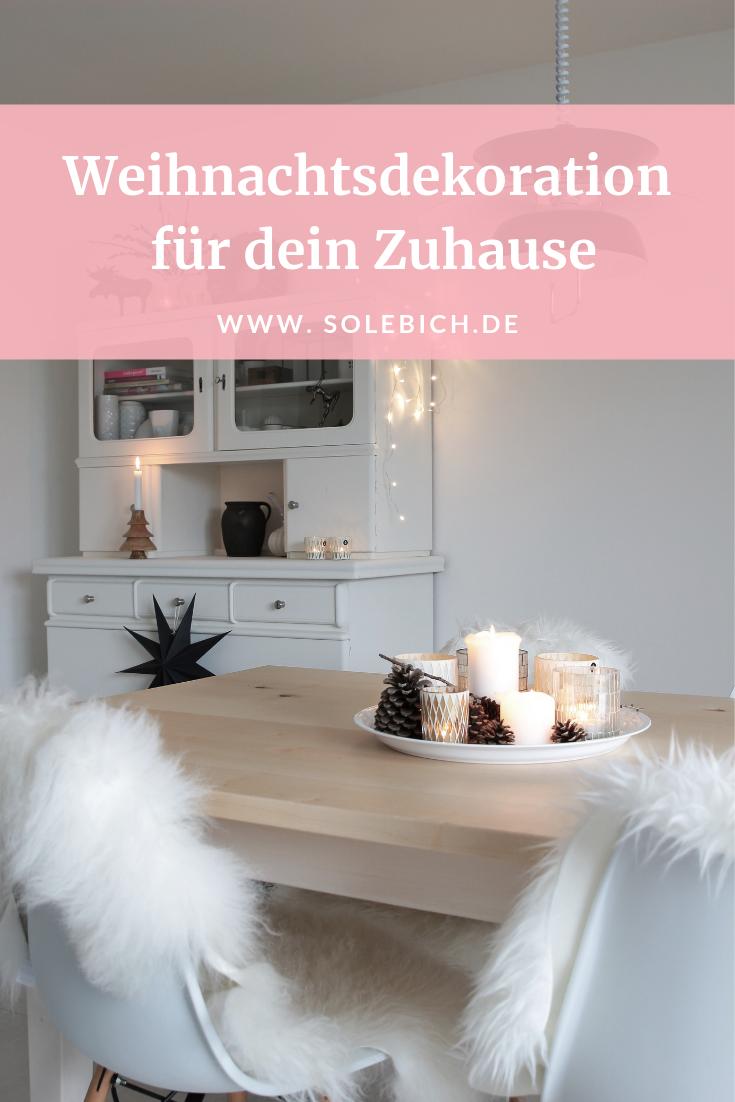 Die schönsten Ideen für deine Weihnachtsdeko #weihnachtlicheszuhause