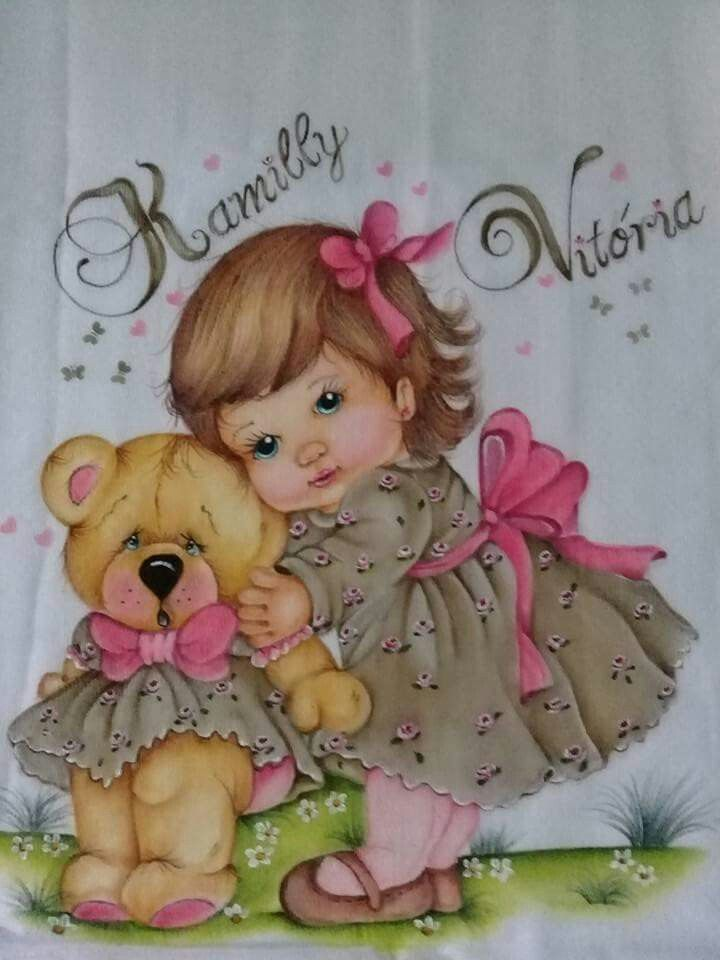 Pin by silvia martinez on dibujos pintura em tecido - Dibujos para pintar en tela infantiles ...