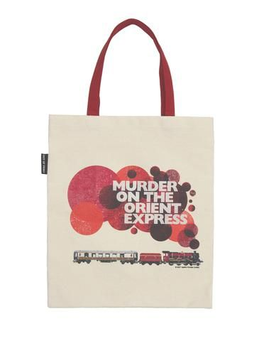 140f5f4937b Murder on the Orient Express tote bag | WNBA ~ Southern Festival ...