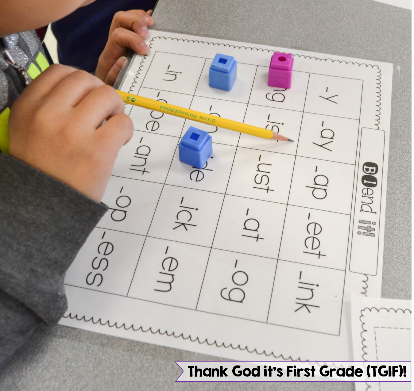 Second Grade Phonics Skills | 2nd Grade Phonics Activities