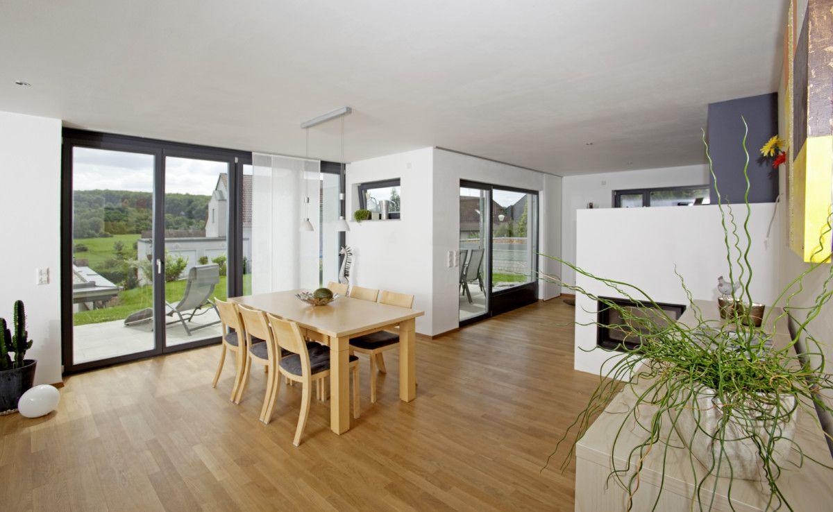 Esszimmer - Inneneinrichtung Baumeister Haus Leitner Massivhaus.jpg ...