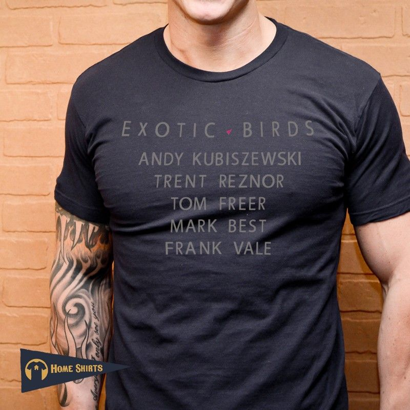 Exotic birds t shirt - http://www.homeshirts.com/index.php ...