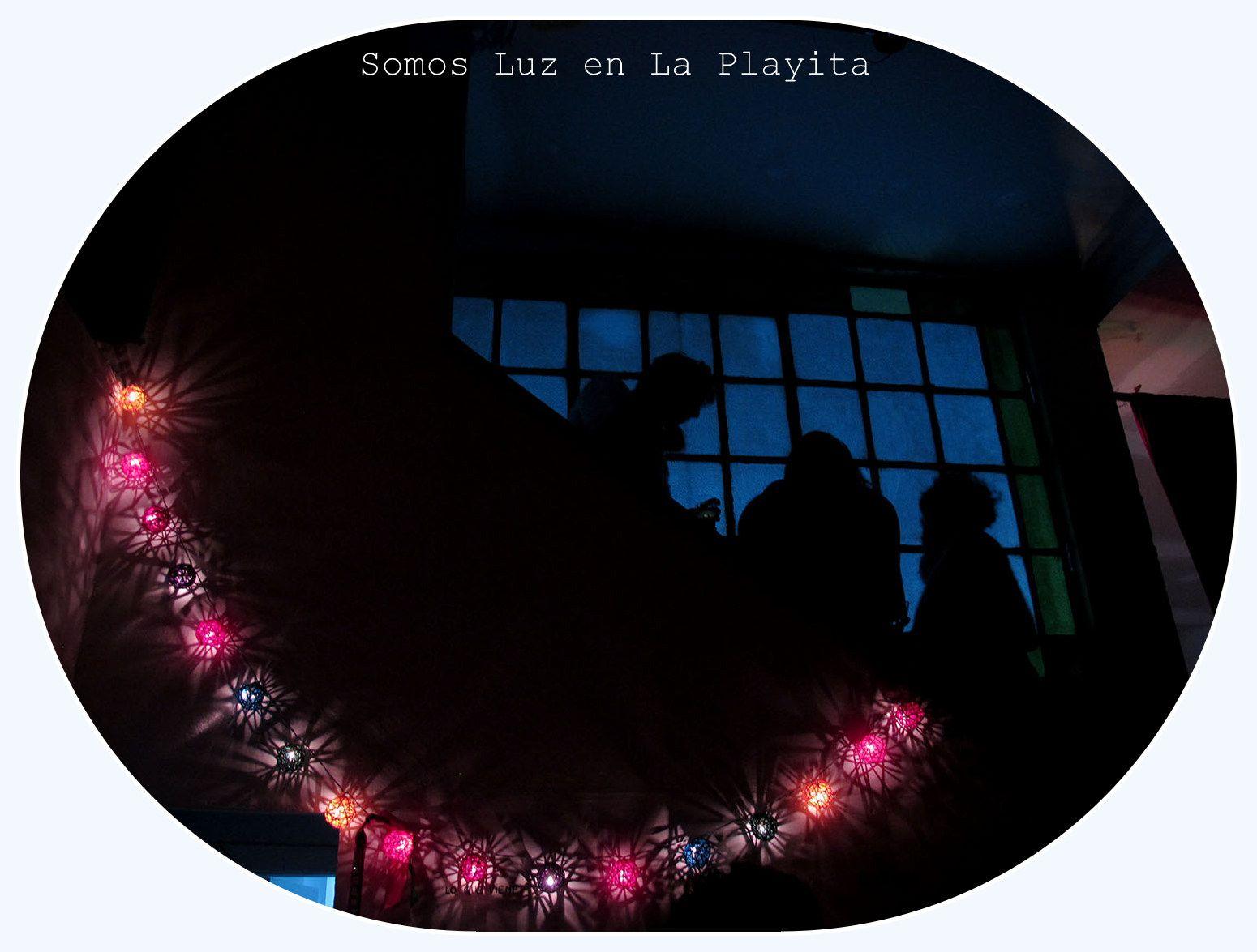 Somos Luz en La Playita