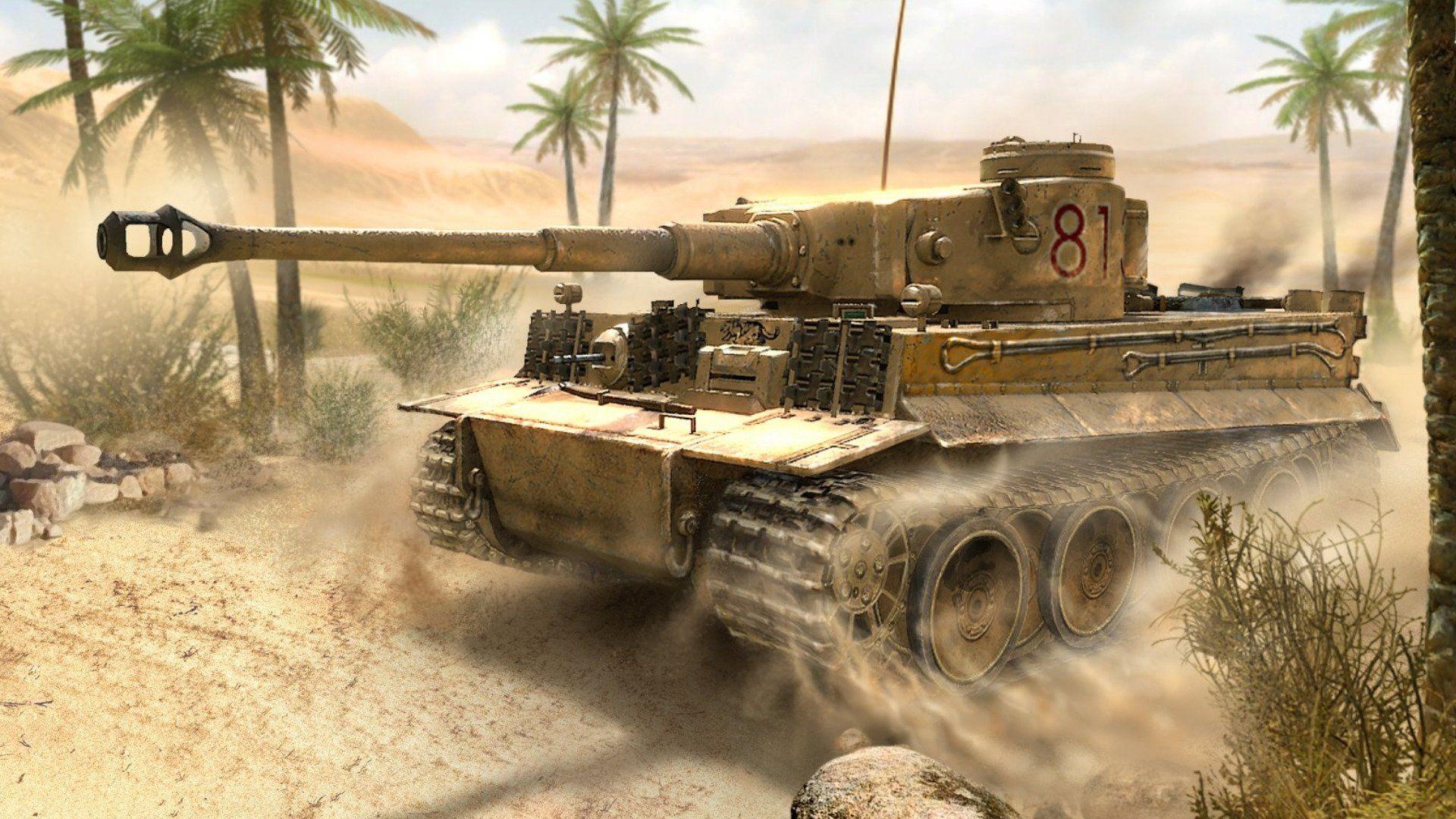 Military Tank Wallpaper Tank Wallpaper Tiger Tank Battle Tank