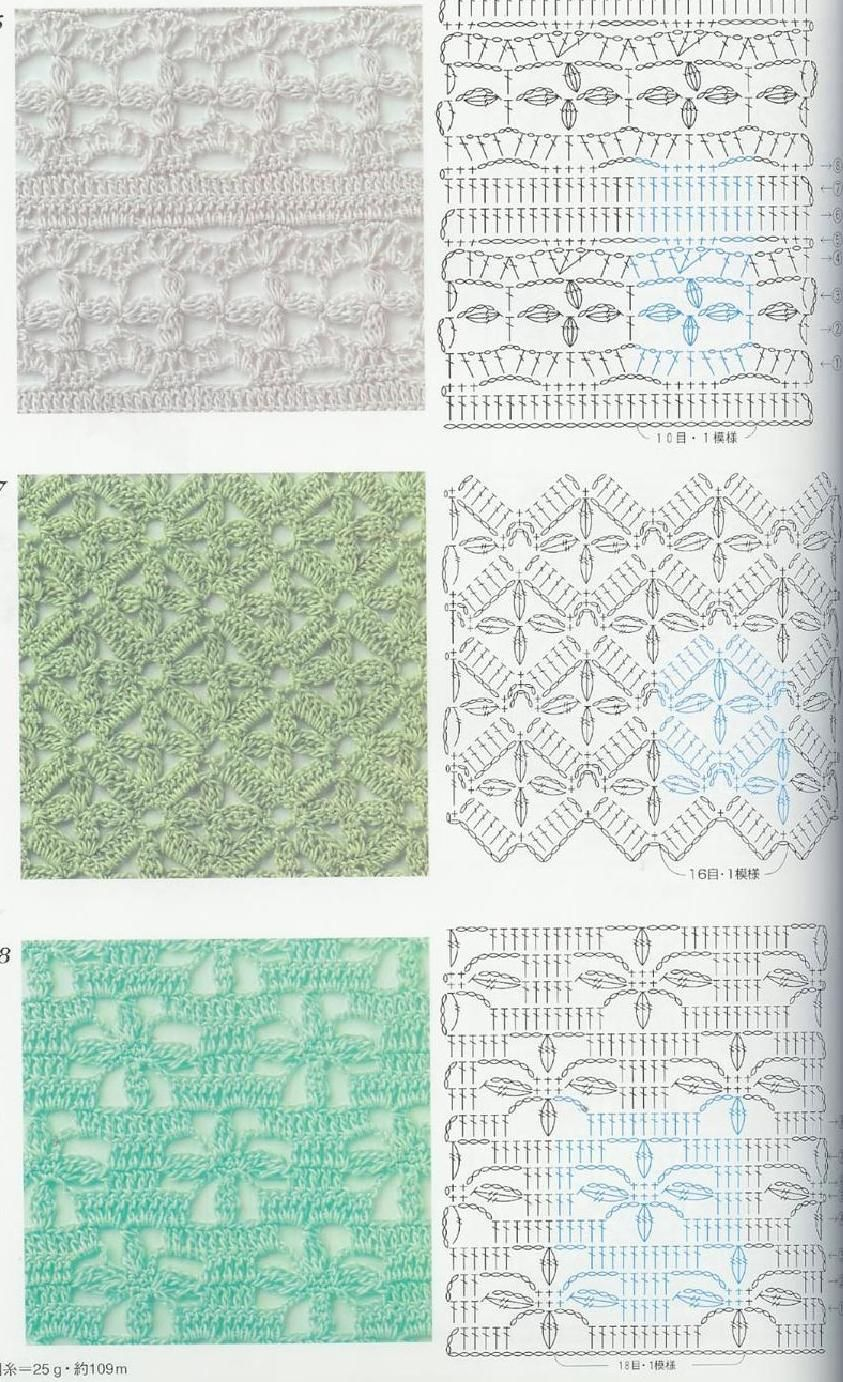 Crochet patterns book 300 | Crochet patterns | Pinterest | Ganchillo ...
