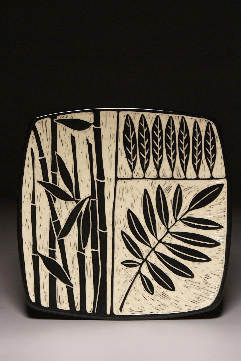 White ceramic plates for crafts - Jennifer Falter Philadelphia Museum Of Art Craft Show