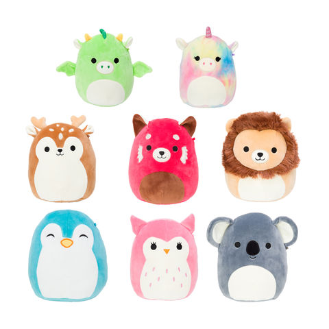 Squishmallow 7 Inch Plush Toy Assorted Cute Stuffed Animals Plush Stuffed Animals Cute Plush