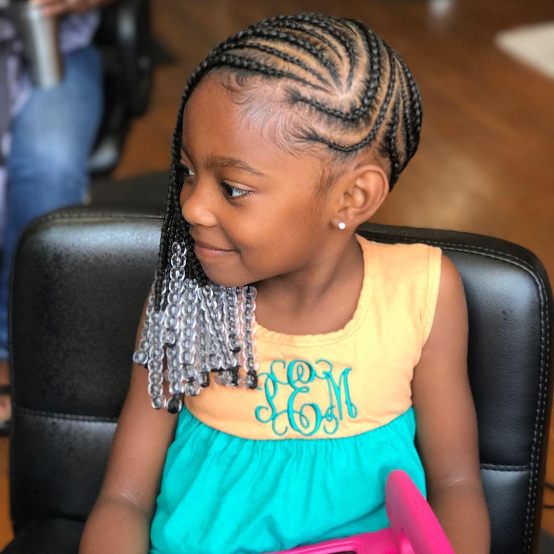Kids Lemonade Braids For Little Ms Peyton Aka Slayton