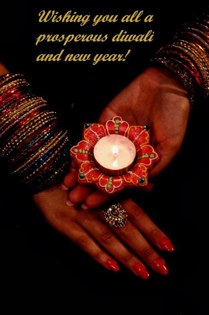 diwali and hindu new year greetings