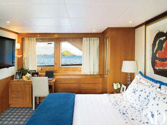 Joanne De Guardiola Designs A Classic Yacht With Images