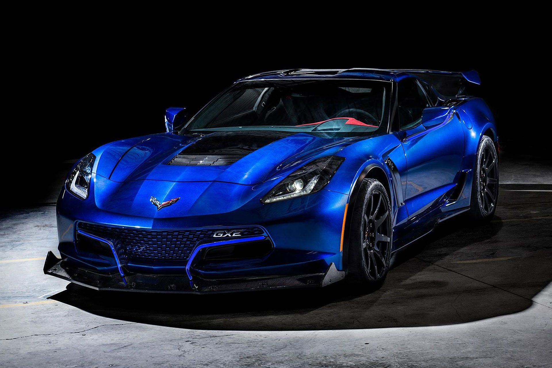 genovation gxe electric supercar