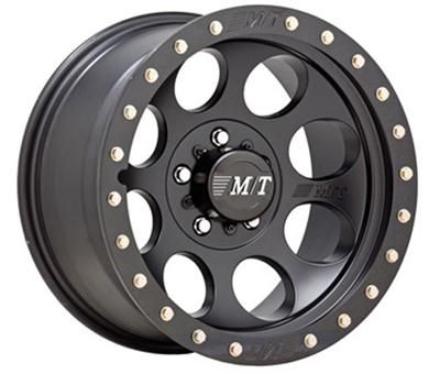 Mickey Thompson Part 1358421 Classic Lock 15x8 With 5 On 4 5