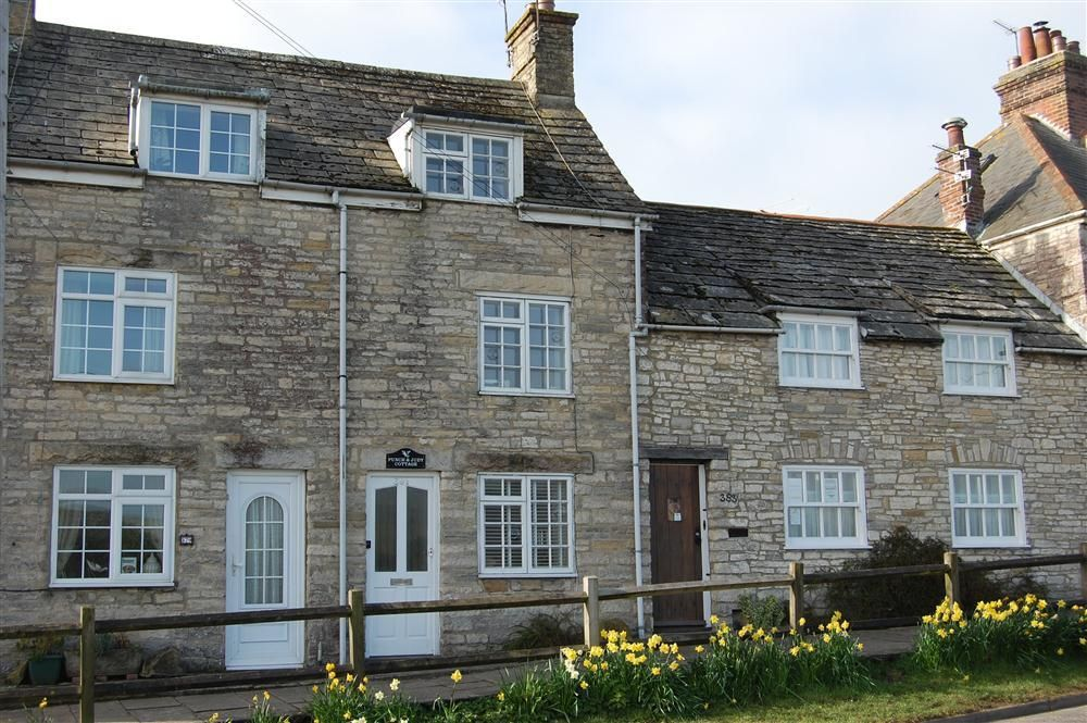 punch and judy cottage 2 bedroom cottage in swanage swanage