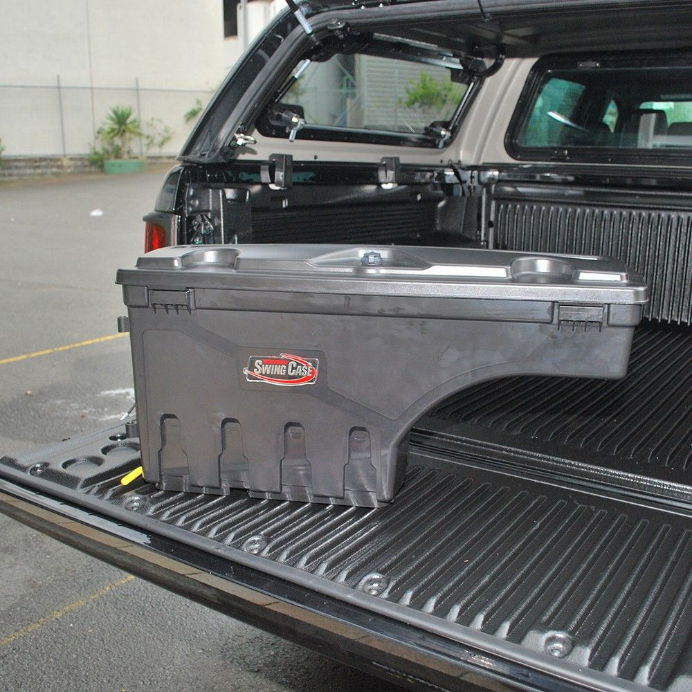 Lt P Gt The Swing Case A Fantastic Storage Solution For Px X2f Pxii Ford Ranger Model Utes Lt P Gt This Storage Solution Mounts To The Tray Of Your Ute And