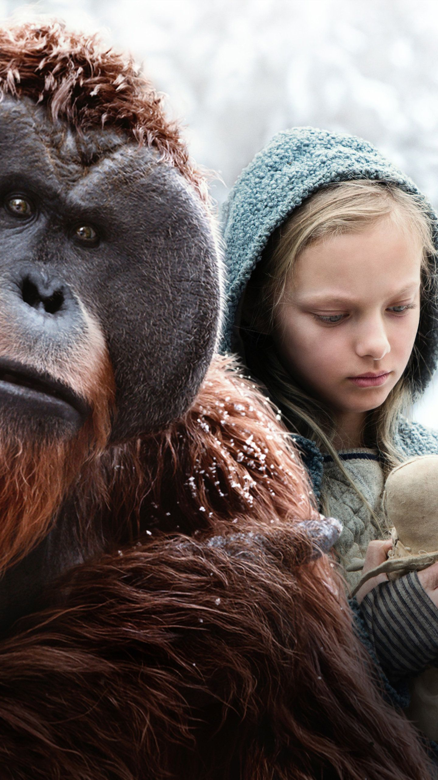 2017 War For The Planet Of Apes Movie Hd Movies Wallpapers Photos