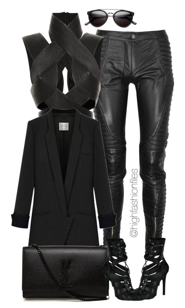Edgy | Fashion, Womens fashion classy, Fashion outfits