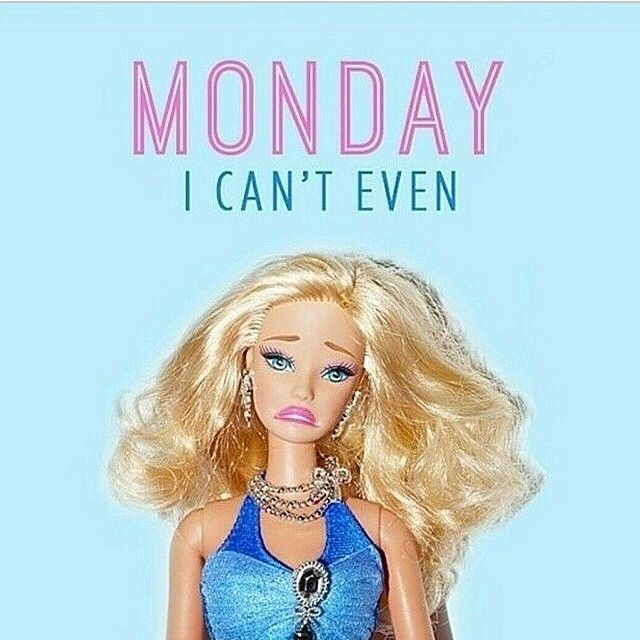 Barbie Bad Hair Day: Bad Barbie, I Cant Even, Bad Hair Day