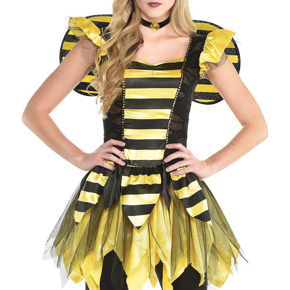 Womens ZomBee Costume Bee costume, Yellow costume