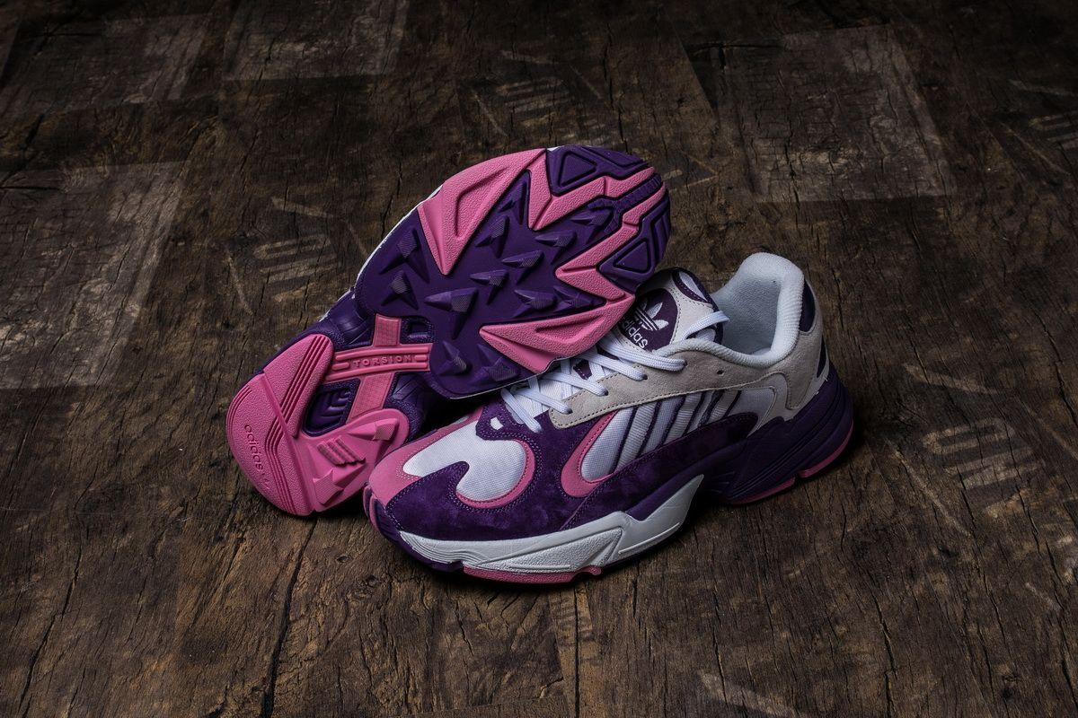 big sale e3197 ed895 Dragon Ball Z x Adidas Yung-1 Frieza Womens Girls Boost14