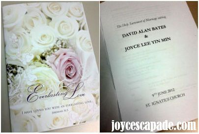 Catholic Wedding Mass Booklet Have A Look At The Immanuel Prayer Wheel
