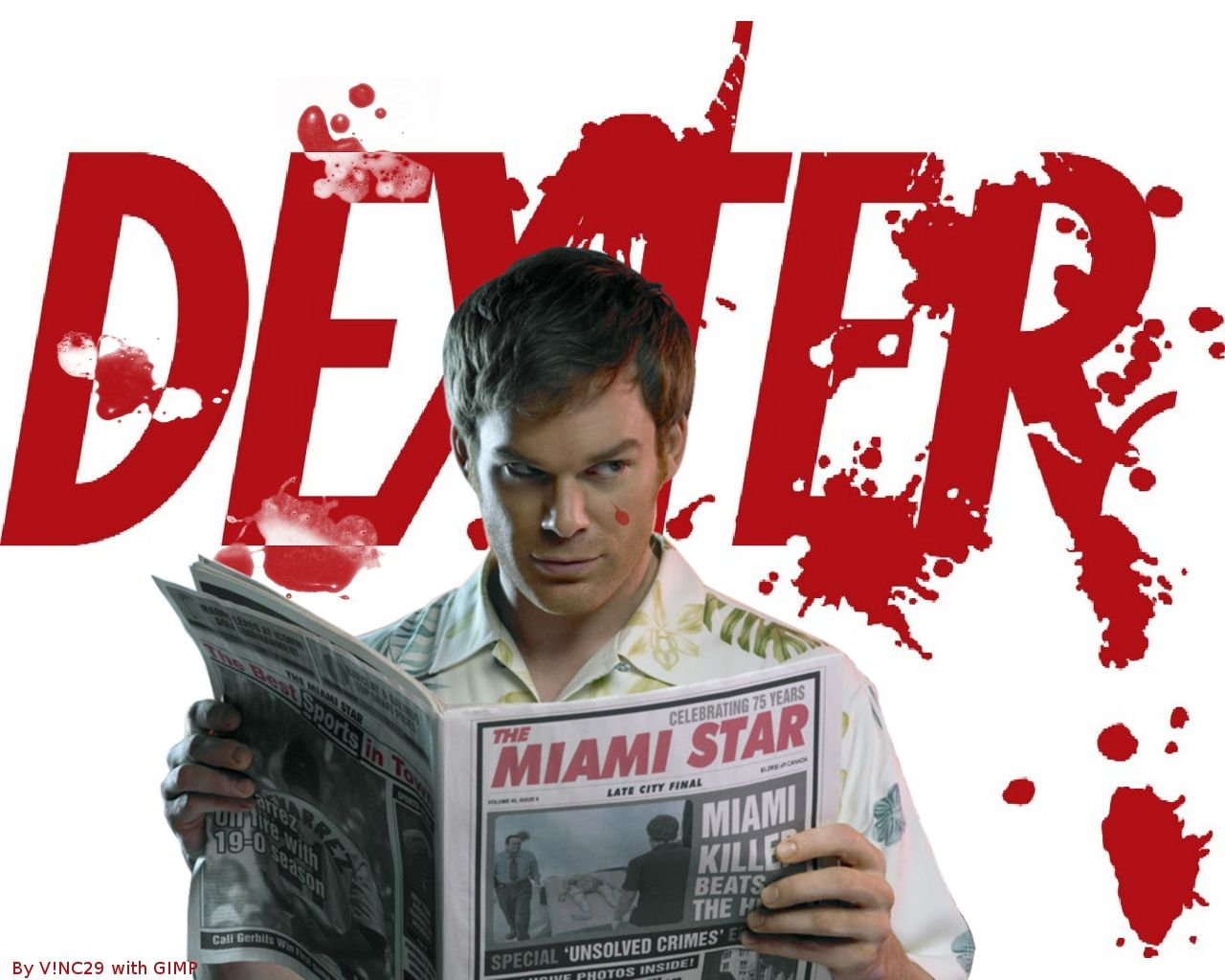 Dexter Dexter Wallpaper Dexter Dexter Seasons