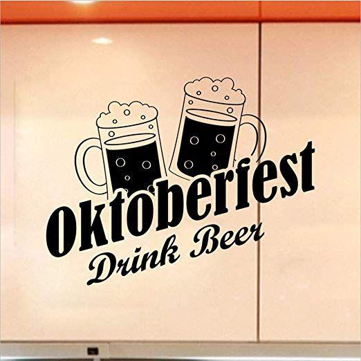 Mddrr Englisch Küche Restaurant Wandaufkleber Oktoberfest Trinken - wandbilder für küche