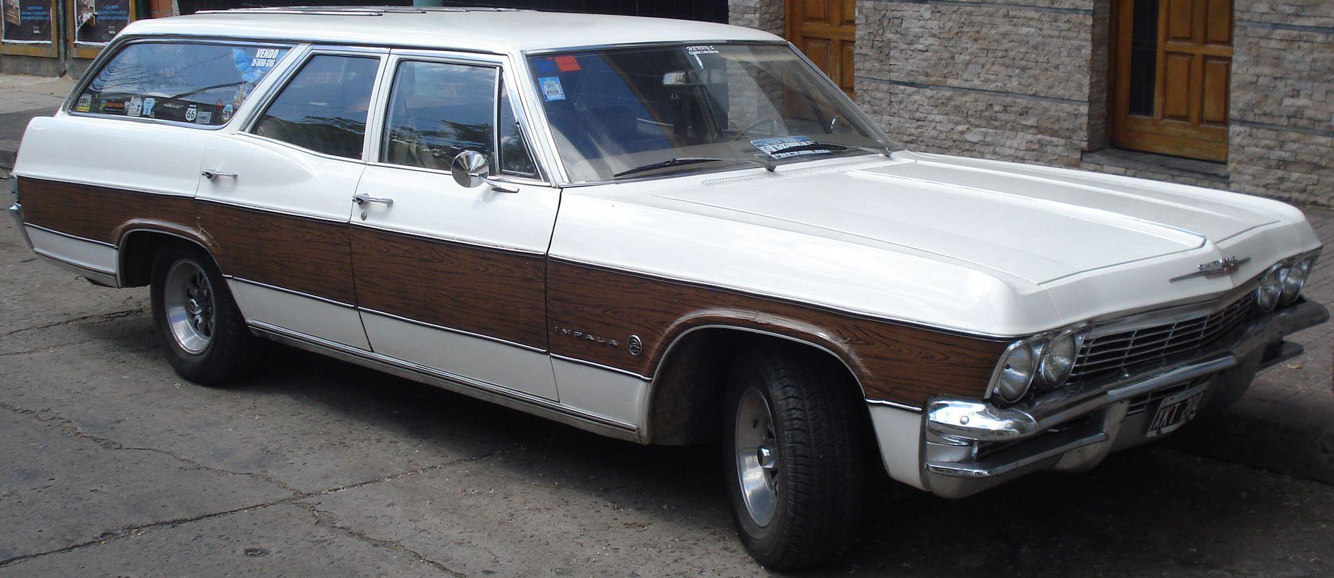 Chevrolet Impala Station Wagon Http Www Arcar Org Chevrolet