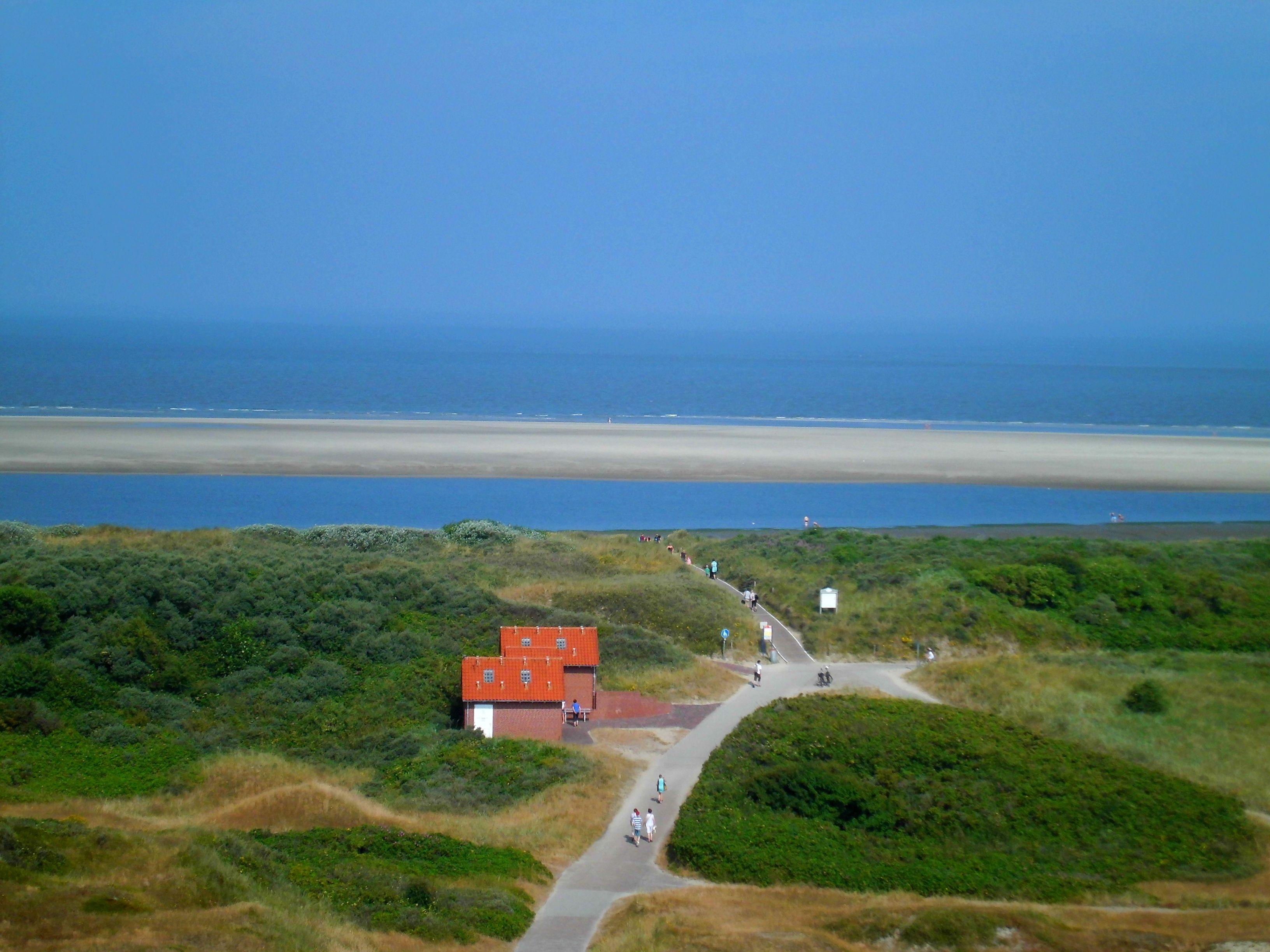 Island of Langeoog, Germany