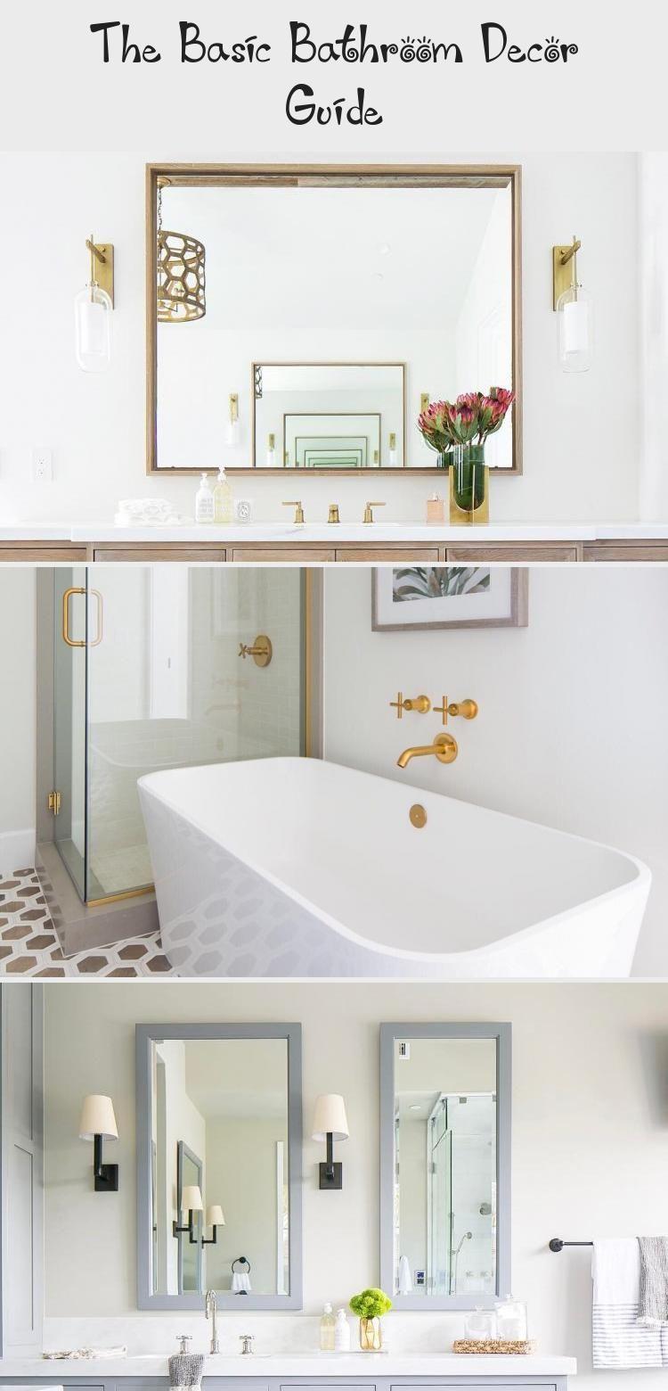 Photo of The Basic Bathroom Decor Guide – Bathroom