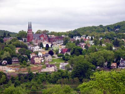 My Hometown Oil City Pa A Few Of My Favorite Things