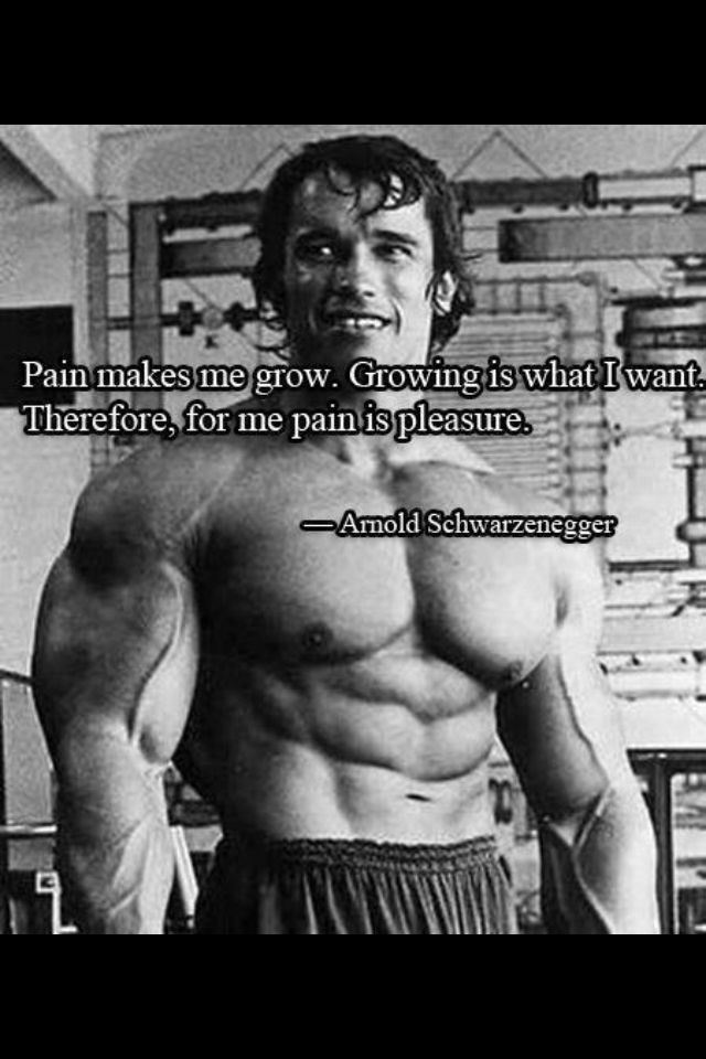 Arnold schwarzenegger fitness motivation fitnesspro fitness arnold schwarzenegger want to gain muscle malvernweather Image collections