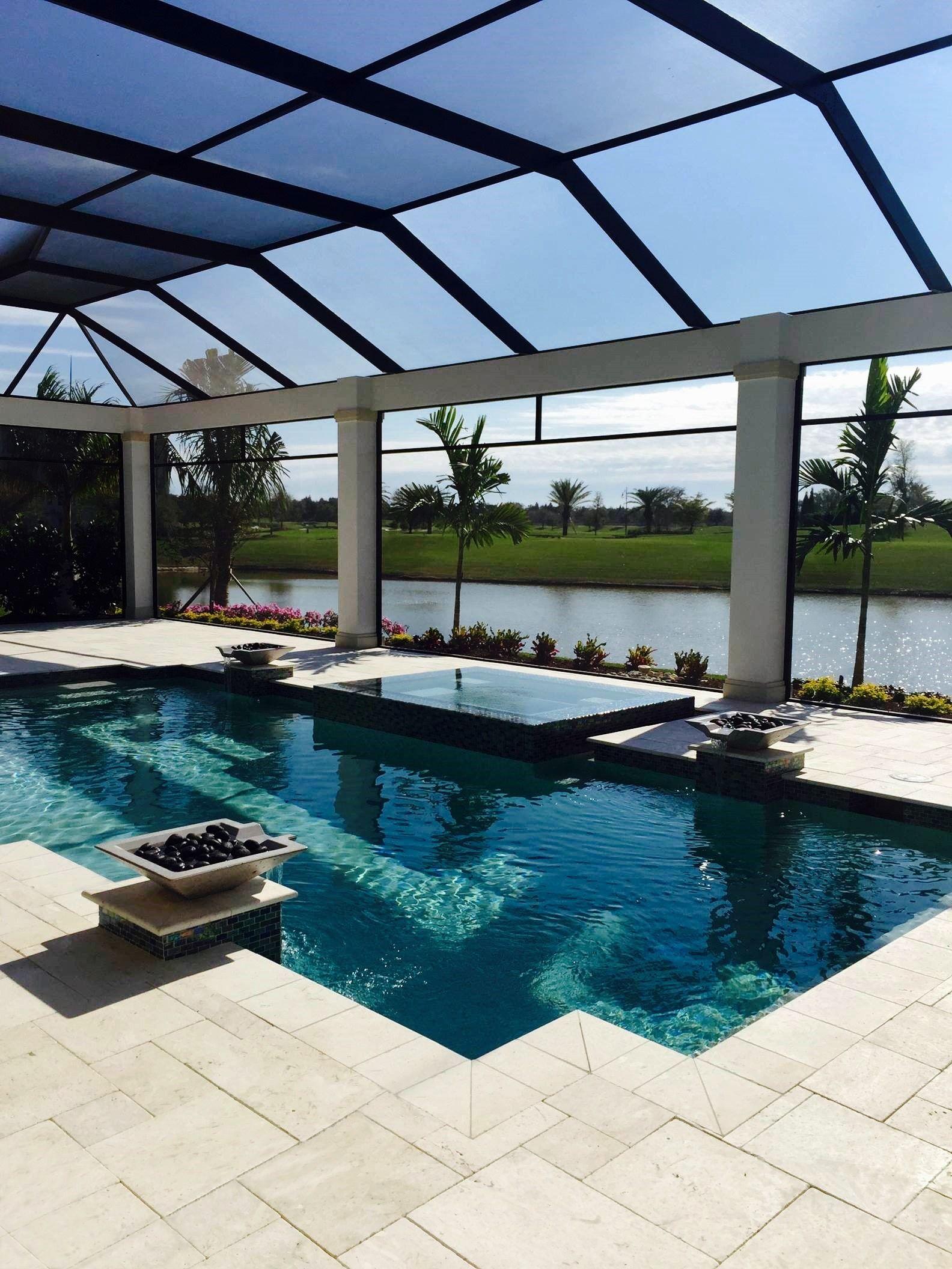 Pool Patio Flooring Ideas